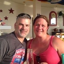 Profil utilisateur de Amy And John