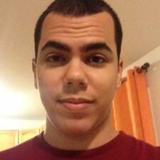 Haendel felhasználói profilja