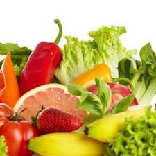 Profil korisnika Nutrição