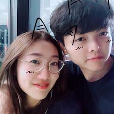Profil utilisateur de Jitong