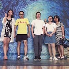 Perfil do utilizador de 宁静