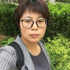 冉冉 felhasználói profilja