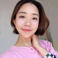 Perfil do usuário de 阳