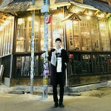 Profil utilisateur de Sangjin