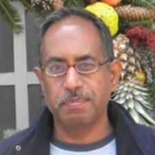 Srinivas的用戶個人資料