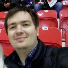 Rostislav felhasználói profilja