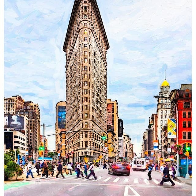 Guidebook for New York