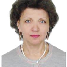 Lyudmila的用戶個人資料