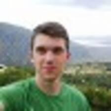 Profil utilisateur de Aidan