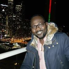Ousmane felhasználói profilja