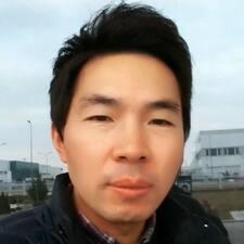 Jungkyun的用戶個人資料
