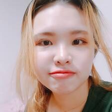 Perfil do usuário de 예림