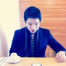 Perfil do utilizador de Sangwoo