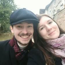 Profil utilisateur de Marina (&Thomas)
