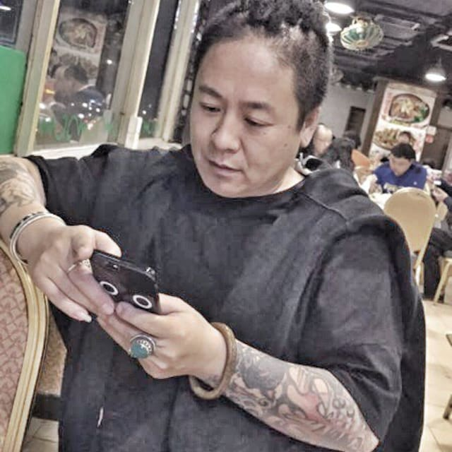 Profil Pengguna 东明