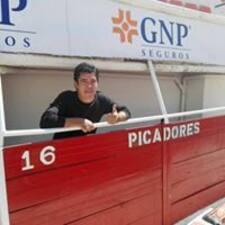 José Jaime felhasználói profilja