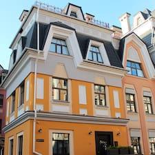 MaNNa Guest House Brugerprofil