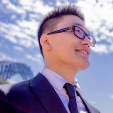 俊涛 Daniel felhasználói profilja