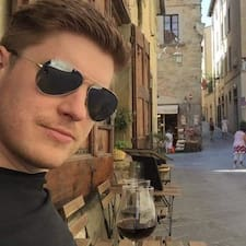Connor User Profile