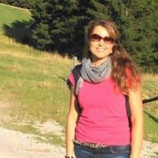 Christa felhasználói profilja