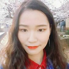 Perfil do utilizador de Heejeong