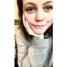 Camilla felhasználói profilja
