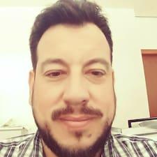 Marcio felhasználói profilja