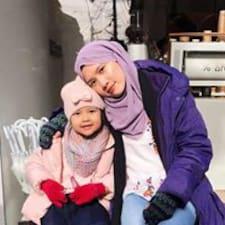 Profil utilisateur de Ezzah Zafeerah