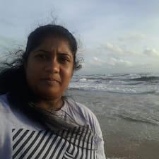 Profilo utente di Ajantha