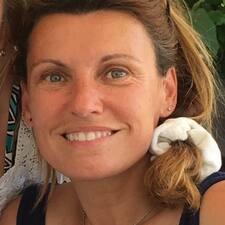 Fabienne felhasználói profilja