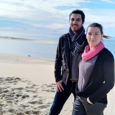 Henkilön Charlène & Jordane käyttäjäprofiili