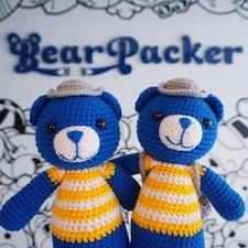 BearPacker je superhostitelem.