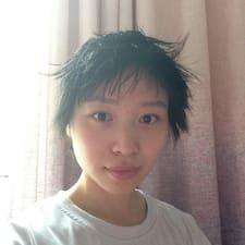 Henkilön Xinyi käyttäjäprofiili