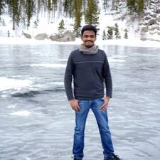 Profil utilisateur de Tharun Kumar Reddy
