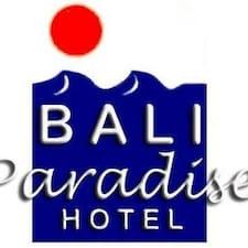 Bali Paradise User Profile