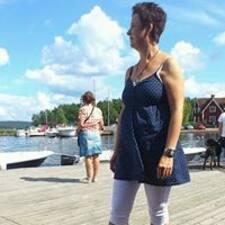 Ann-Christine felhasználói profilja