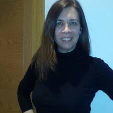 Gebruikersprofiel Ana Isabel