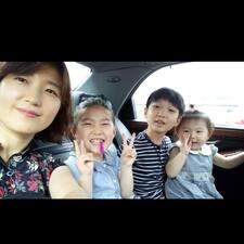 Perfil de usuario de Miyeong