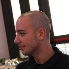 Pier Paolo felhasználói profilja