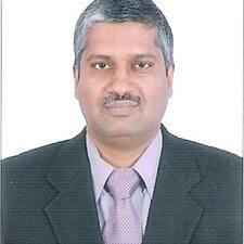 Profil korisnika Gopalakrishnan