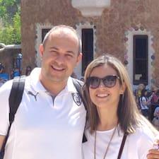 Profilo utente di Tasos & Maria
