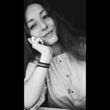 Juliette - Uživatelský profil