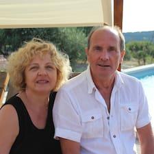 Profil korisnika Danièle & Georges