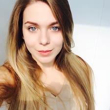 Кристина Brukerprofil