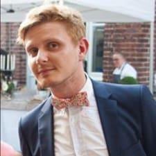Fred-Erik felhasználói profilja
