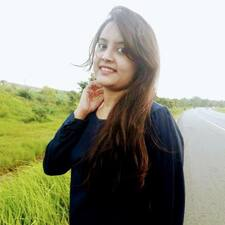 Reshma的用戶個人資料