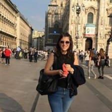 Eleonora - Uživatelský profil