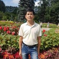 Ринат felhasználói profilja