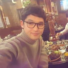 Perfil do usuário de Jin