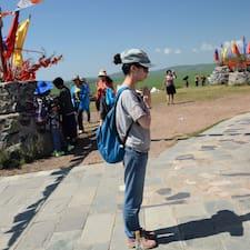 Perfil do usuário de Tianmeng